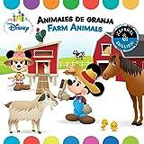 Best Disney Book In Spanishes - Farm Animals / Animales de Granja (English-Spanish) Review