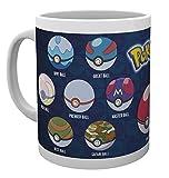 Mug Pokemon - Ball Varieties - GB Eye