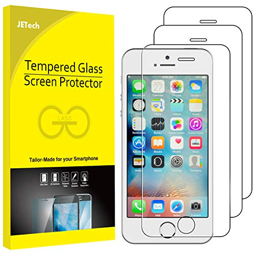 JETech 0318- Protector Pantalla iPhone SE iPhone 5s