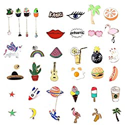 Fun Daisy Fashion Alloy Cute Pretty Collar Pin Badge Corsage Cartoon Brooch Jewellery from Fun Daisy