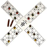 Ancient Living Pachisi / Ludo / Indian Ludo / chausar / Indian Board Game