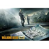 GB eye, The Walking Dead, Rick and Daryl Road, Maxi Poster, 61x91.5cm