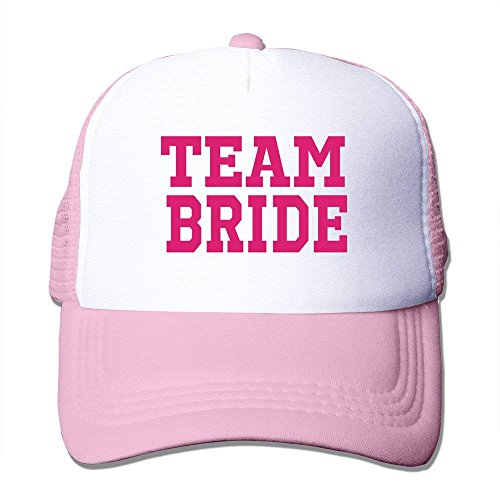 Bikofhd Team Bride Baseball Cap Royal One Szie with Unisex C1 (Fitted Usa Cap Team)