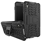 "FoneExpert® Alcatel Idol 4 (5.2"") Coque, Etui Housse Coque Shockproof Robuste Impact Armure Hybride Béquille Cover pour Alcatel Idol 4 (5.2"")"