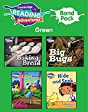 Cover of: Cambridge Reading Adventures Green Band Pack of 8   Vivian French, Gabby Pritchard, Lynne Rickards, Peter Millett, Tanya Landman, Claire Llewellyn, Kathryn Harper