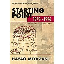 HAYAO MIYAZAKI STARTING POINT 1979-1996 SC
