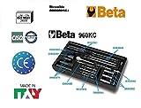 Ricambio 2 Punte da trapano Estrattore candelette M8 spezzate o danneggiate Beta