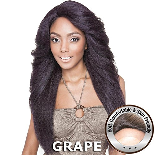 Isis Red Carpet Cotton Lace Front Wig - RCP812 LEI (F1B/30) by ISIS HAIR (Red Carpet Perücke)