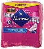Nuvenia Assorbente, Ultra Sottile Deodorante Fresh Profumato con Ali - 14 Assorbenti