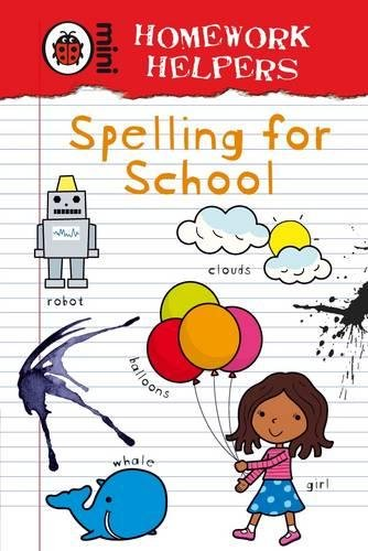 Ladybird Homework Helpers: Spelling for School