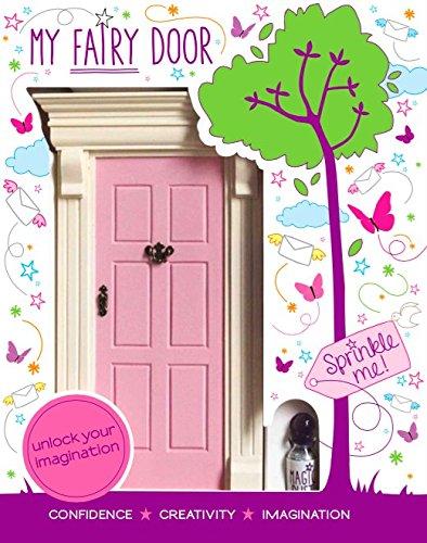 The Magic Door Store, My Fairy Door, Pink, by The Magic Door Store