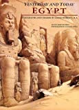 Egypt: Yesterday And Today by Fabio bourbon (1996-11-01)