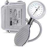 Greater Goods Sphygmomanometer Blood Pressure Monitor Cuff by Balance Manual BPM Large Adult