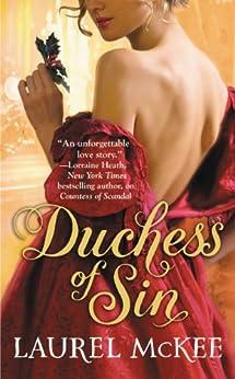 Duchess of Sin (Daughters of Erin Book 2) by [McKee, Laurel]
