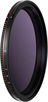 Freewell 82mm Variable ND Filter Standard Day 2 to 5 Stop