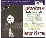 Mahler: Symphony No. 6 & 7 & 8 & 9 & 10Adagio Hermann Scherchen by Hermann Scherchen