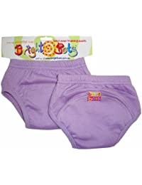 Bright Bots Potty Lot de 2 (, mauve, grand, 24–30 mois)