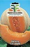 ❦ 150 C.ca Semi Melone Top Mark - Cucumis Melo In Confezione Originale Prodotto in Italia