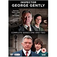 Inspector George Gently Boxed Set Series 1 & 2