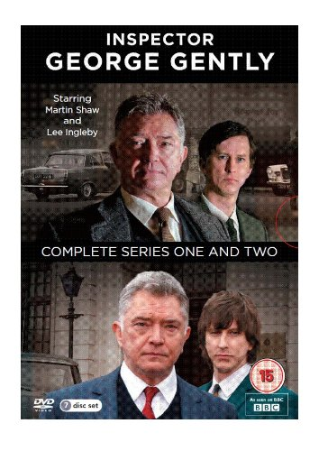 Inspector George Gently - Series 1+2