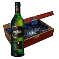 Glenfiddich 12 Year Old In Luxury Box With Royal Scot Glass from Drinxcom