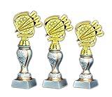 3er-Serie Pokal-Trophäe