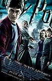 Harry Potter y el misterio del príncipe 11x 17Movie...