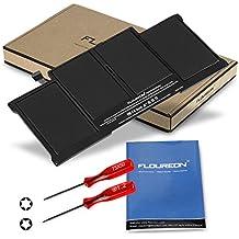 "Floureon Li-Po Batería de Repuesto 7200mAh/55Wh para Apple MacBook Air 13"" (A1377 A1405 A1496)"