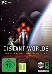 Distant Worlds - Return of the Shakturi (Add - On) - [PC]