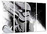 Modernes Wandbild fotografico Star Wars, Darth Vader Helm Armee, 131x 62cm, Ref. 26641