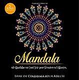 Best Livres sur la dépression et Angoisses - Livre de Coloriage pour Adulte: 60+ Mandalas sur Review