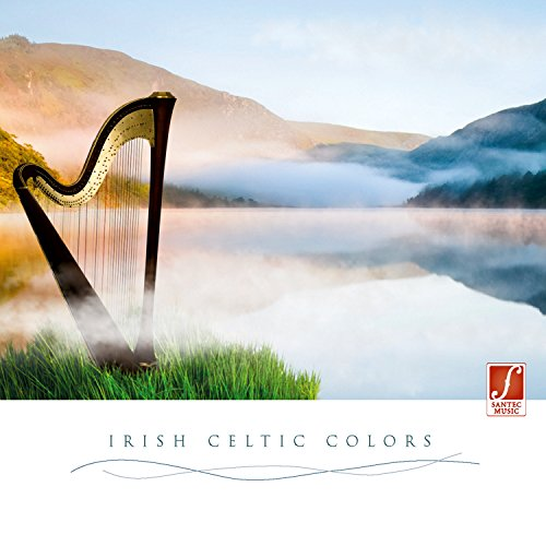 Irish Celtic Colors - Irisch-keltische Wohlfühlmusik zum Entspannen (Musik-cd Keltische)