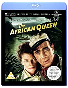 The African Queen: Special Restoration Edition [Blu-ray] [1951]