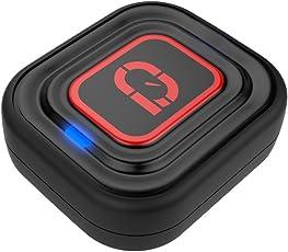 Qlipp Tennis Sensor V1 - 1. Generation| Tennis Spielanalyse | Universell für alle Schläger | Verbindung des Sensors via Bluetooth