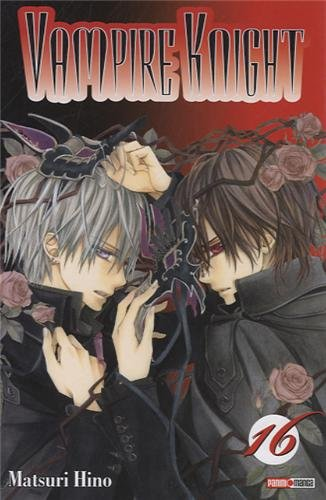 Vampire Knight Edition simple Tome 16
