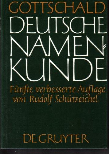 Deutsche Namenkunde: Unsere Familiennamen