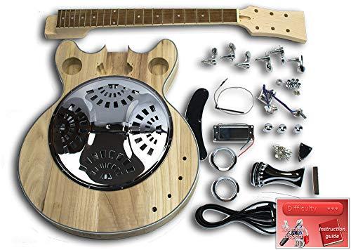 Fai Te Set E-Gitarre - E540 usion (Resonator)