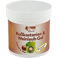 Rosskastanien+weinlaub Gel 250 ml preisvergleich bei billige-tabletten.eu