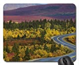 The Long and Winding Road Mouse Pad, Mousepad