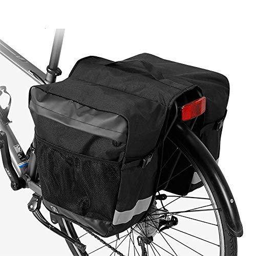 FDSEQ Fahrradtasche regeltasche fernradsporttasche umhängetasche reitausrüstung, wasserdichte Fahrrad seesack