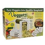 Veggetti Pro Table-Top Spiralizer, Quick...