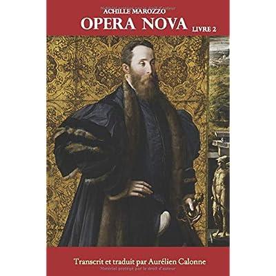 Opera Nova - Livre 2