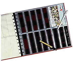 Panodia PPSR439001 Pratic System Lot de 5 Recharges Feuillets Négatifs pour 10 Films