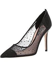 SJP by Sarah Jessica Parker Women's Glass Closed-Toe Pumps