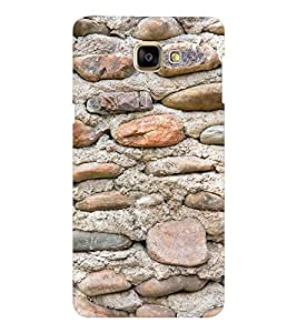 EPICCASE Pebbles and sand Mobile Back Case Cover For Samsung Galaxy A9 (Designer Case)