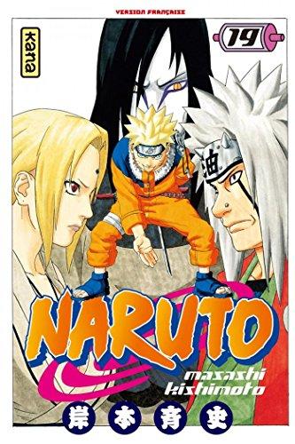 Naruto - Tome 19 par Masashi Kishimoto