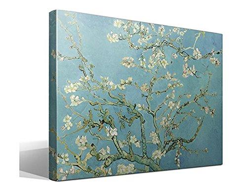 Cuadro Canvas Almendro Flor Vincent Willem van Gogh