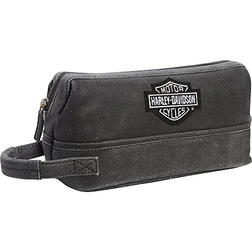 harley-davidson-athalon-grey-distressed-leather-toilet-kit-ath-99609-01