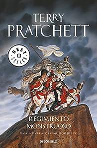 Regimiento Monstruoso par Terry Pratchett