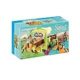 Playmobil Spirit - Riding Free 9478 - Lucky e la Stalla di Spirit, dai 4 anni